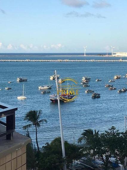 Flat Na Melhor Localização De Fortaleza - Fl0050