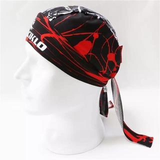 Bandana Touca De Ciclismo | Lenço Caveira Proteção Cabeça