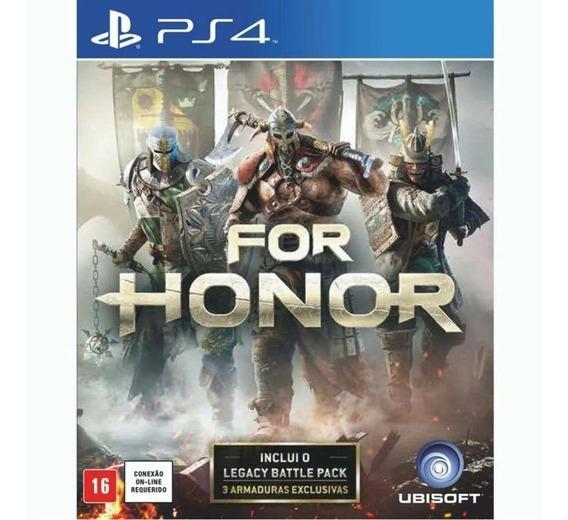 For Honor Ps4 Código Português Imediato