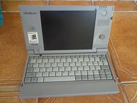 Pra Colecionador Mini Notebook Toshiba Libretto 50 Ct
