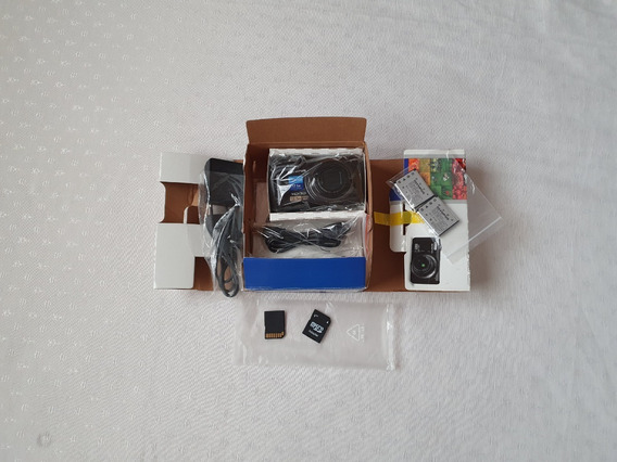 Câmera Digital Olympus Vr-330 Nikon Canon Sony