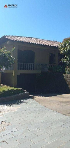 Imagem 1 de 26 de 2 Casas Com Terreno À Venda Por R$ 650.000 - Abranches - Curitiba/pr - Ca1492