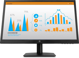 Monitor Hp N223 De 21,5 Pulgadas