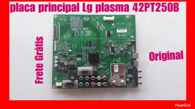 Placa Principal Lg Plasma 42pt250b