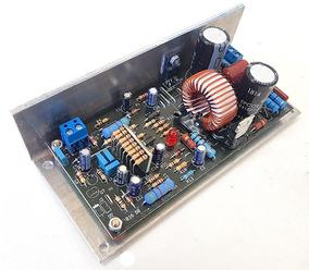 Placa Dclass Montada Amplificador Digital 250 Watts Rms