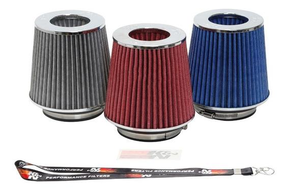 Filtro K&n Duplofluxo Rg1001 Rg-1001rd Rg-1001wt Rg-1001bl