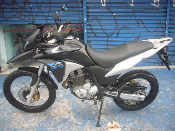 Honda Xre 300 Preta 2015 Troca Financia