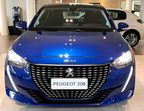 Peugeot 208 Allure Tiptronic 0km Entrega Inmediata - Darc
