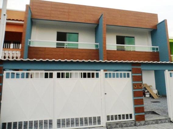 Posse/nova Iguaçu.casa Independente, 2 Suítes, 3 Banheiros E Garagem. Fino Acabamento. - Ca00437 - 32690347