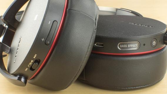 Fone De Ouvido Sony Mdr-xb950b1 Inalambrico Preto Top
