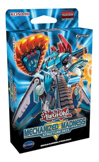 Yugioh - Structure Deck Mechanized Madness