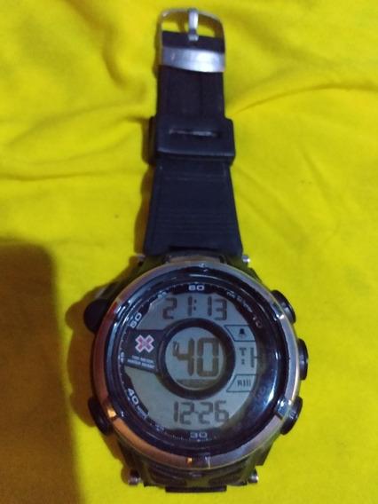 Relógio X Game Digital