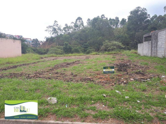 Terreno Residencial À Venda, Jardim Santo Antonio, Franco Da Rocha. - Te0034