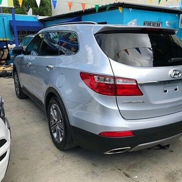 Hyundai Gran Santa Fe Panorama Ful Tanque Lleno 829-633-0280