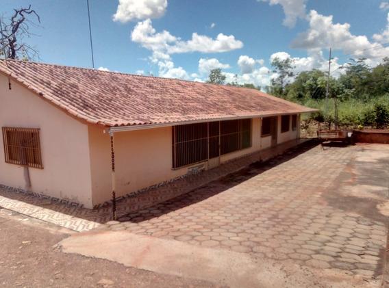 Troco Por Casa De Praia, Casa (rancho), Beira Do Lago Serra.