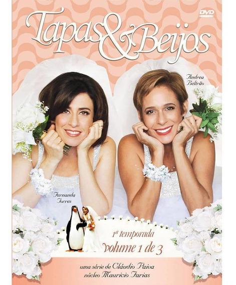 Dvd Tapas E Beijos Volume 1