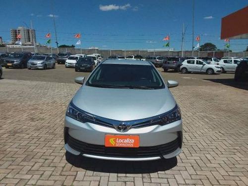 Imagem 1 de 9 de Toyota Corolla 1.8 Gli Upper 16v Flex 4p Automático