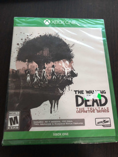 The Walking Dead: The Telltale Definitive Series. Xbox One