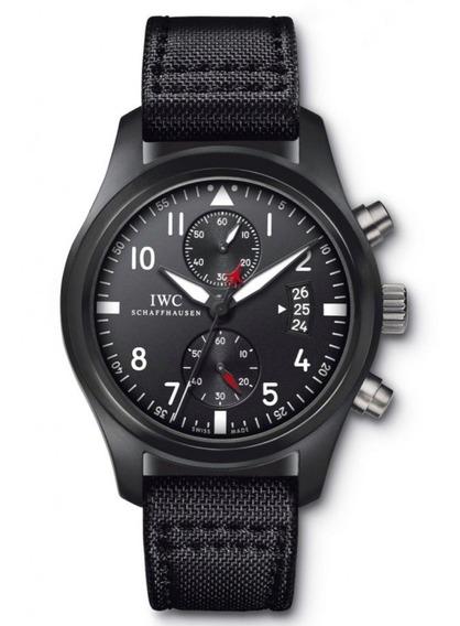 Relógio Iwc Top Gun Pilot Edição Black Ceramic Iw388001