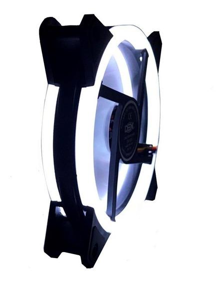3 Cooler Fan 120mm C/30led 3 Cor Dupla Face P/gabinet Pc Cpu