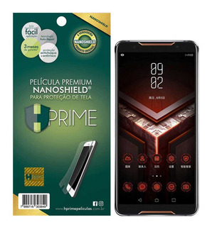 Película Asus Rog Phone Zs600kl   Hprime Nanoshield