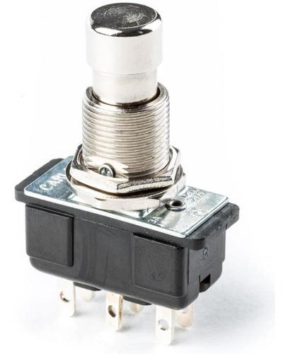 Imagem 1 de 6 de Chave Switch/comutação Dpdt Mxr Ecb555 P/ Pedal Wah
