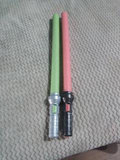 Espadas De Star Wars