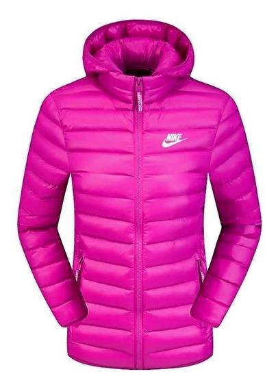 Jaqueta Nike Rosa Japona Feminina Pronta Entrega