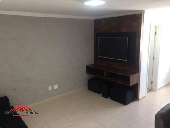 Apartamento Duplex Com 2 Dormitórios Para Alugar, 111 M² Por R$ 2.000/mês - Spazio Campo Das Violetas -jardim América - São José Dos Campos/sp - Ad0016