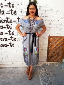 68dcfe4c8 Vestidos Mexicanos Pintados - Blusas en Mercado Libre México
