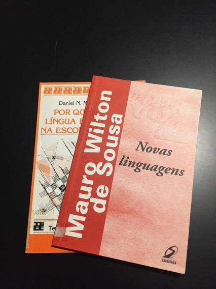 Livros Novas Linguagens E Porque Ensinar Língua Estrangeira
