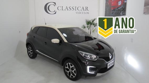 Renault Captur Inten 1.6 Aut Único Dono