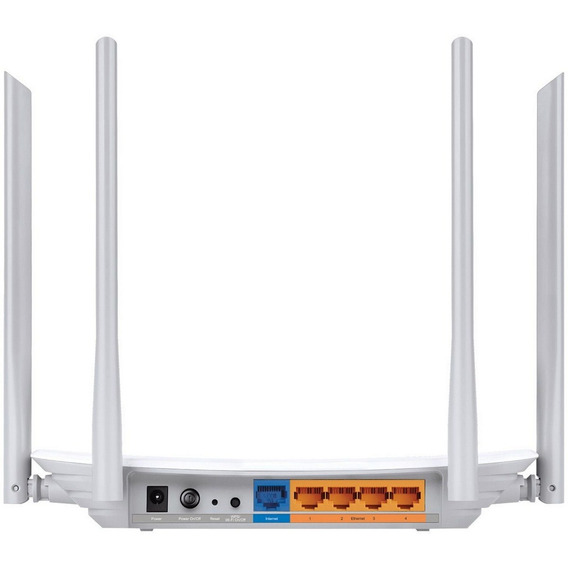 Roteador Wireless Tp-link Ac1200 Archer C50 867mbps