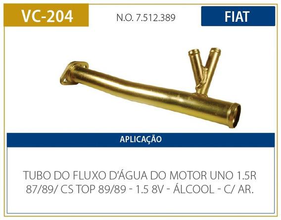 Tubo De Agua Uno 87// 96 Com Ar Quente