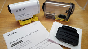 Action Cam Sony Hdr-as100v