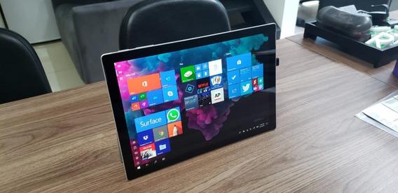 Surface Pro 6 - 128gb - Garantia De 2 Anos Da Microsoft - Capa Teclado- Mouse - Caneta. Menos De 20hrs De Uso