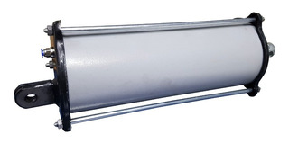 Pistão Da Rampa De Moto 250/350 Kg Da Jm Máquinas - Tubo Alumínio ( 1 Unidade)