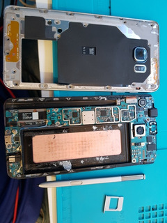 Samsung Galaxy Note 5 Para Peças