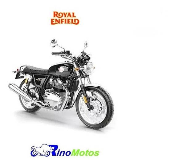 Royal Enfield Interceptor 650 Solid