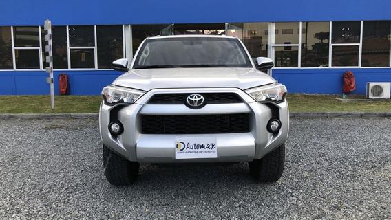 Toyota 4runner Sr5 4x4 Blindada, At 4.0