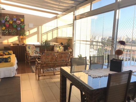 Cobertura Residencial Em São Paulo - Sp - Co0178_prst