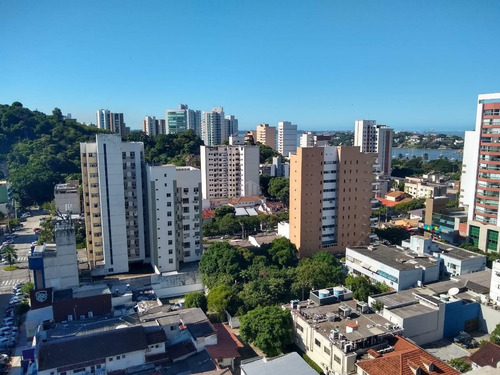 Sala, Qrts Para Para Aluguel, Com 40,00 M², No Praia Do Canto,vitória. - 513