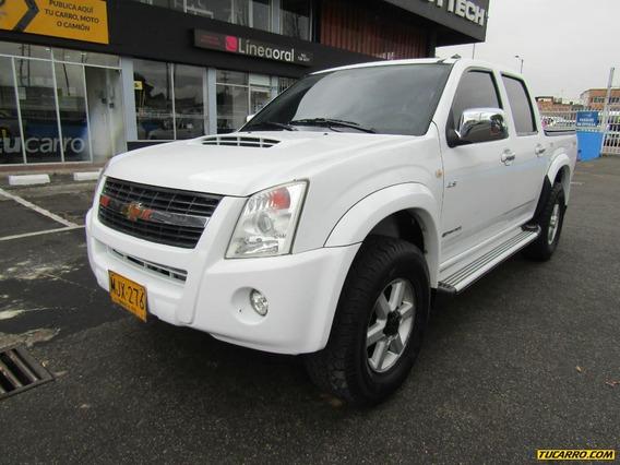 Chevrolet Luv D-max Dmax 4x4 Full E