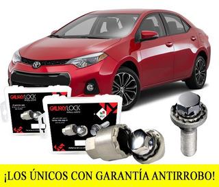 Birlos Seguridad Galaxylock® Toyota Corolla Se M/t