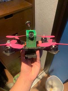 Drone Racing Fpv Con Mando Y Visores Fpv