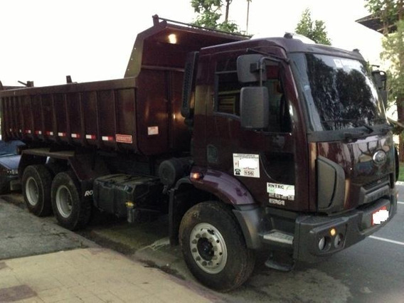Ford 2629 6x4 Basculante 2014