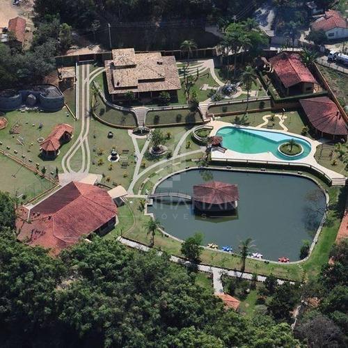 Imagem 1 de 12 de Chácara À Venda Em Recreio Costa Verde - Ch001541
