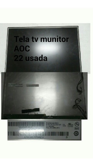 Tela Tv Aoc