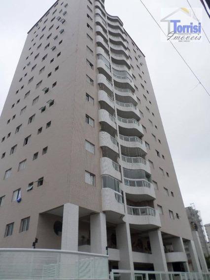 Apartamento Em Praia Grande 02 Dormitórios Sendo 01 Suíte, Aviação, Ap2419 - Ap2419
