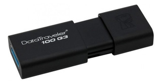 Memoria Flash Kingston 32 Gb Usb 3.0 Dt100g3 32gb
